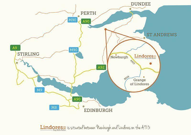 Lindores Lodge   Luxury Lodges Scotland   Rural Retreats