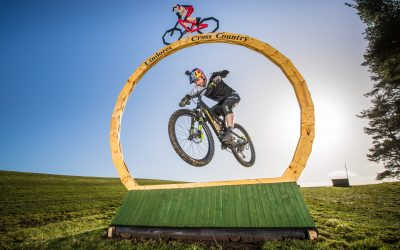 Danny MacAskill Horsing Around At Lindores