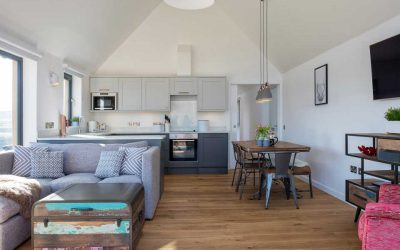 Lodges in Fife