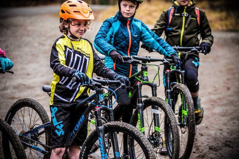 Spring – Kids Bike Training