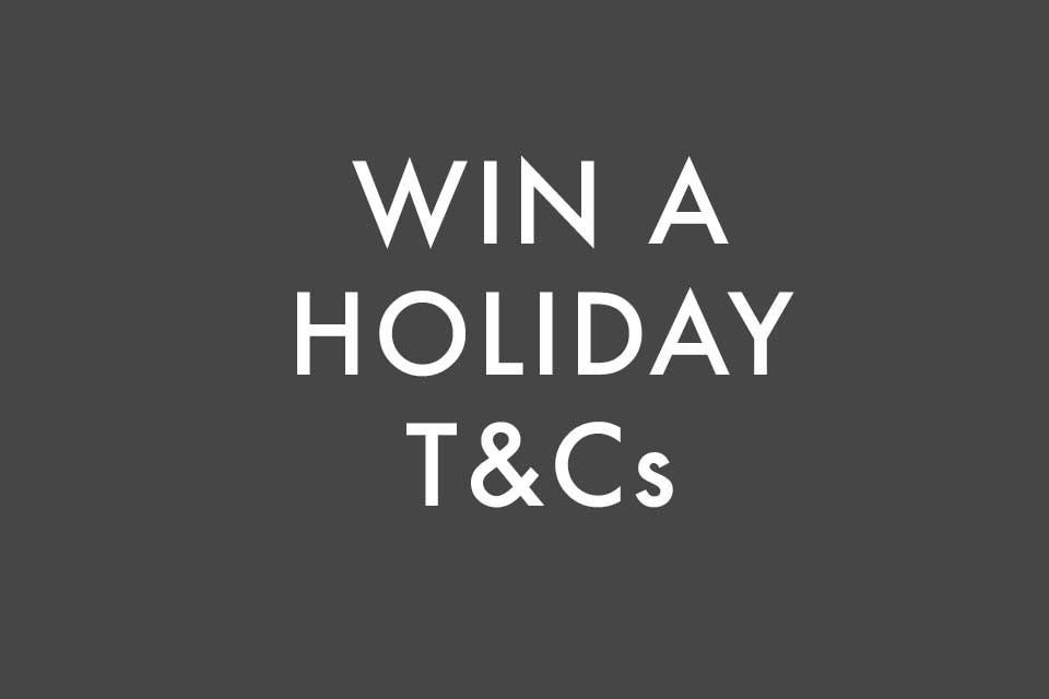 Win A Holiday Giveaway