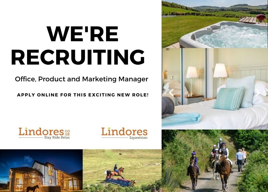 Job Opportunity at Lindores